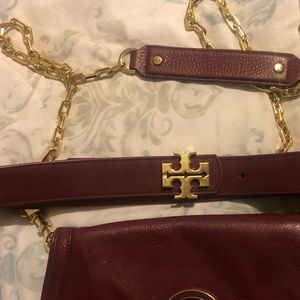 Tory Burch Crossbody and Reversible Belt